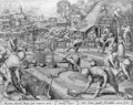 Spring 1500s - Follower of Pieter the Elder Bruegel