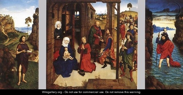 The Pearl of Brabant 1470 - Dieric the Younger Bouts