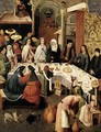 Marriage Feast at Cana - Hieronymous Bosch