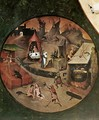 The Seven Deadly Sins (detail 1) c. 1480 - Hieronymous Bosch