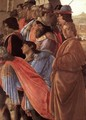 The Adoration of the Magi (detail 2) c. 1475 - Sandro Botticelli (Alessandro Filipepi)