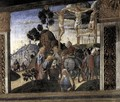 Arrest of Christ 1482 - Biagio D