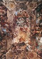 The Triumph of Divine Providence 1633-39 - Pietro Da Cortona (Barrettini)