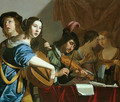 Musical Company - Jan Hermansz. van Biljert