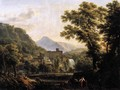 View of the Isle of Sora 1793 - Jean-Joseph-Xavier Bidauld