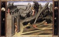 St John the Baptist Goes into the Wilderness 1454 - Giovanni di Paolo