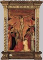 The Crucifixion 1350s - Giovanni Da Milano