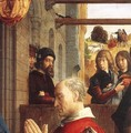 Monforte Altarpiece (detail 1) c. 1470 - Hugo Van Der Goes