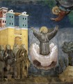 Legend of St Francis- 12. Ecstasy of St Francis 1297-1300 - Giotto Di Bondone