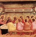 Last Supper 1320-25 - Giotto Di Bondone