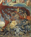 Last Judgment (detail 10) 1306 - Giotto Di Bondone