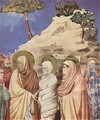 No. 25 Scenes from the Life of Christ- 9. Raising of Lazarus (detail) 1304-06 - Giotto Di Bondone