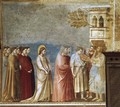 No. 12 Scenes from the Life of the Virgin- 6. Wedding Procession 1304-06 - Giotto Di Bondone