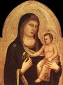 Madonna and Child 1320-30 - Giotto Di Bondone