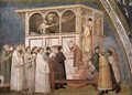 Raising of the Boy in Sessa 1310s - Giotto Di Bondone