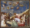 No. 36 Scenes from the Life of Christ- 20. Lamentation (The Mourning of Christ) 1304-06 - Giotto Di Bondone