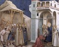 The Adoration of the Magi 1310s - Giotto Di Bondone