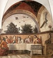 Last Supper (detail 2) 1480 - Domenico Ghirlandaio