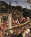 Adoration of the Shepherds (detail 3) 1482-85 - Domenico Ghirlandaio