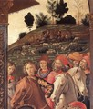 Adoration of the Magi (detail 5) 1488 - Domenico Ghirlandaio
