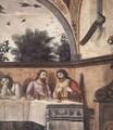 Last Supper (detail 4) 1480 - Domenico Ghirlandaio
