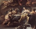 Psyche Served by Invisible Spirits 1692-1702 - Luca Giordano