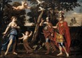 Venus Appearing to Aeneas and Achates - Giacinto Gimignani