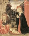 Nativity c. 1465 - Francesco Di Giorgio Martini