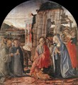 Nativity 1475 - Francesco Di Giorgio Martini
