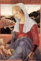 Madonna and Child c. 1472 - Francesco Di Giorgio Martini