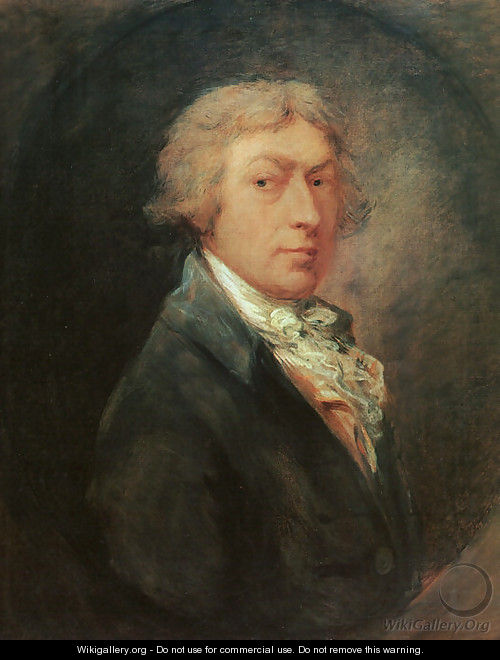 Self-Portrait 1787 - Thomas Gainsborough