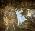 Flight of Aeneas from Troy 1507-10 - Girolamo Genga