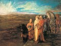 Halt of the Wise Men 1878-79 - John La Farge