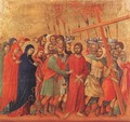 Way to Calvary 1308-11 - Duccio Di Buoninsegna