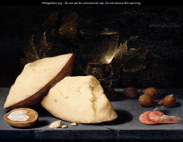 Still-Life - Jacob Fopsen van Es