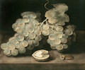 Grape with Walnut - Jacob Fopsen van Es