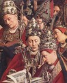 The Ghent Altarpiece- Adoration of the Lamb (detail 8) 1425-29 - Jan Van Eyck