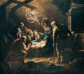 Adoration of the Shepherds c. 1755 - Gaspare Diziani