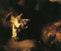 The Vision of Daniel 1650 - Willem Drost