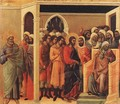 Christ Before Caiaphas 1308-11 - Duccio Di Buoninsegna