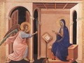 Announcement of Death to the Virgin 1308-11 - Duccio Di Buoninsegna