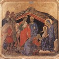 Adoration of the Magi 1308-11 - Duccio Di Buoninsegna