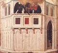 Temptation on the Temple 1308-11 - Duccio Di Buoninsegna