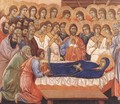 Death of the Virgin 1308-11 - Duccio Di Buoninsegna