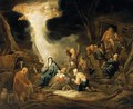 Adoration of the Shepherds - Benjamin Gerritsz. Cuyp