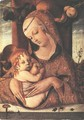 Virgin and Child 1490s - Carlo Crivelli