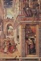 Annunciation with St Emidius 1486 - Carlo Crivelli