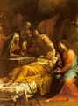 The Death of St. Joseph 1712 - Giuseppe Maria Crespi