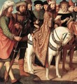 Pilate's Dispute with the High Priest 1480-85 - Gerard David