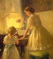 The Piano Lesson 1895 - Francis Day
